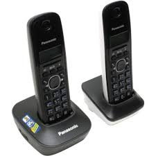 аппарат телефонный dect panasonic kx tg1611ruj бел беж