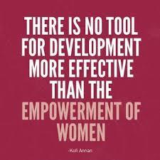 Women Empowerment Quotes Help Women Leaders | JJ Digeronimo via Relatably.com