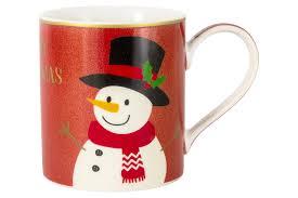 Купить <b>Кружка Glitter&Colour SNOWMAN</b>, без инд.упаковки KSAL ...