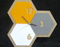 Small Picture Unique wall clock Etsy