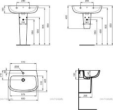 <b>Пьедестал ideal standard esedra</b> t283901: купить в Симферополе ...