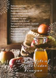top 14 benefits of apple cider vinegar healthy recipes