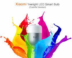 Оригинальная Светодиодная <b>лампа Xiaomi</b> Yeelight с <b>Wi</b>-<b>Fi</b> ...