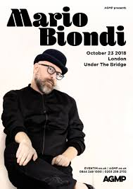 <b>Mario Biondi</b> - Under the Bridge