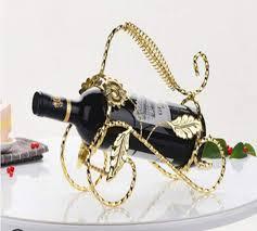 European <b>Wine Rack</b>,Gold,27.8 * <b>10</b> * 23.5cm <b>Wine Rack</b> ...
