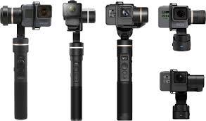 Стабилизаторы <b>Feiyu Tech</b> для <b>экшн</b>-<b>камер</b>