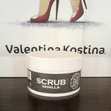 Body scrub Vanilla SCRUB VANILLA 110gr <b>Valentina Kostina</b> | eBay