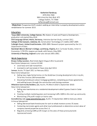 internship on a resume sample s intern resume