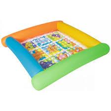 <b>Надувной бассейн Bestway</b> 52240 (<b>132x132x23</b>) — купить в ...