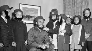 n humor owes everything to fidel castro vice