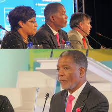 btc s agenda no one left behind press com left to right ms rowena bethel moderator and member of the un committee of experts in public administration cepa leon williams ceo for btc and mr