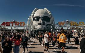 <b>Travis Scott</b> Proves His Festival's Staying Power at the Second ...