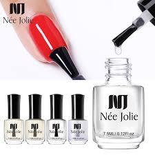 <b>NEE JOLIE Nail</b> Care Protector <b>Polish</b> Oil Base Top Coat Matte ...