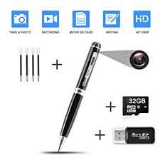 Hidden Pen Camera Spy Pen Camera HD 1080P ... - Amazon.com