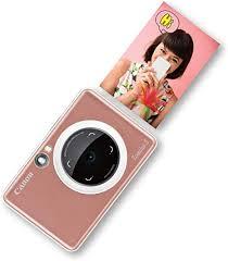 <b>Canon Zoemini S</b> Instant <b>Camera</b> - Rose Gold: Amazon.co.uk ...