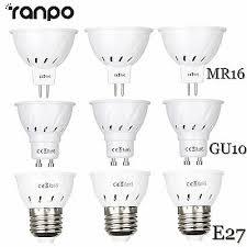 <b>LED Bulb</b> Spotlight 3W <b>5W 7W</b> MR16 GU10 E27 2835 SMD <b>Lamp</b> ...