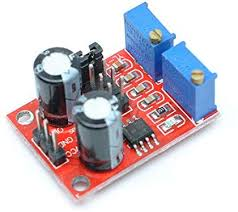 Willwin Willwin <b>3pcs NE555 Pulse Frequency</b> Duty Cycle Adjustable ...