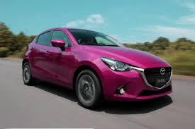 En première nord-américaine, la Mazda2 dévoilée