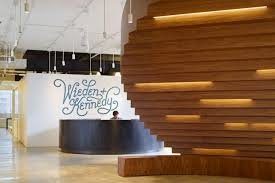 cool offices airbnb office portland usa wiedenkennedy new york office by workac 1 airbnb office london threefold