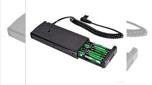 Внешний <b>батарейный блок Godox</b> CP-80 для вспышки Ni купить в ...