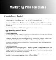 marketing proposal template info 585723 marketing proposal template 15 sample example