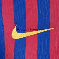 <b>Футболка Игровая</b> Домашняя <b>Nike</b> Барселона Месси 010907 ...
