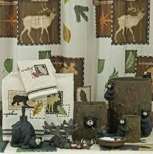 popular moose bathroom decor