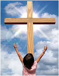 Image result for kids with a cross