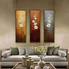 <b>3Pcs</b> Abstract Flower Canvas Print <b>Art Painting</b> Wall Picture <b>Modern</b> ...