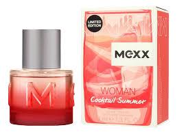 <b>Mexx Woman Cocktail Summer</b> : туалетная вода 40мл | rsu-servis.ru