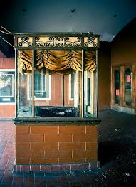 you cant buy tickets to see a movie here but you could buy the box office along with the entire theatre the rialto theatre first opened its doors nea boxed ice office exterior