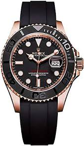 Men's Rolex Yacht-Master 40 Solid 18k Rose Gold ... - Amazon.com