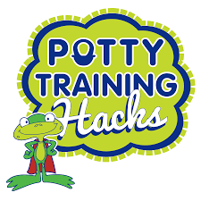 creating a potty training schedule that works potty hacks logo 01