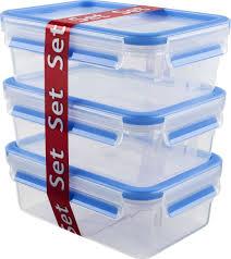"""<b>Набор контейнеров Emsa</b> """"Clip&Close"""", 1 л, 3 шт — купить в ..."""