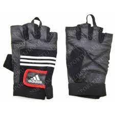 <b>Тяжелоатлетические перчатки</b> (кожа) <b>Leather</b> Lifting Glove S/M ...