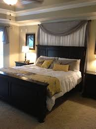 white grey yellow master bedroom absolutely love the black furniture bedroom ideas for black furniture