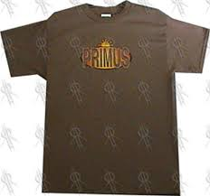 <b>PRIMUS</b> - '<b>Brown Album</b>' Brown T-Shirt (Clothing, Shirts) | Rare ...