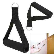 2019 <b>Mayitr Nylon</b> Fitness Accessory Tricep <b>Rope</b> Handle Cable ...