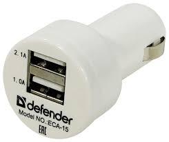 Купить <b>автомобильное зарядное устройство Defender</b> 83561 ...