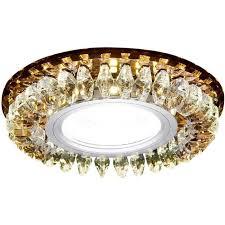 встраиваемый светодиодный <b>светильник ambrella light</b> s100 bl ...