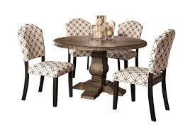 round back dining chairs hillsdale lorient x back dining chair washed charcoal grayaged