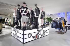 men at work explore hans boodt mannequins new men at work store amsterdam