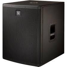 Купить <b>Пассивный профессиональный сабвуфер Electro</b>-<b>Voice</b> ...