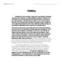 essay for holiday my christmas holiday essay for kids my dream holiday essay free my exciting holiday essay my favorite holiday christmas essay best results for quotholiday