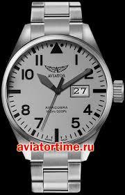 Швейцарские наручные мужские <b>часы AVIATOR V</b>.<b>1.22.0.150.5</b> ...