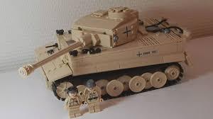 Обзор танка Pz 6 Tiger KAZI KY 82011 - YouTube