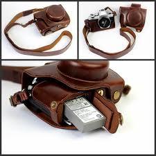 Кожаный <b>чехол</b> для камеры <b>Olympus</b> EM10 II EM 10 II с ...