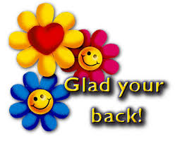 Image result for welcome back images funny