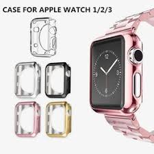 For Apple Watch Case Soft TPU Scratch-Resistant Flexible ... - Vova