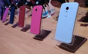 ilustrasi Smartphone Murah Motorola